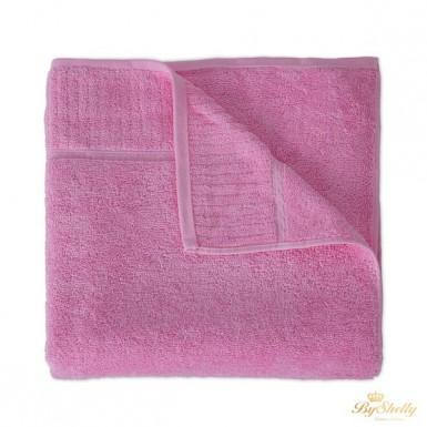 ręcznik różowy 50x100