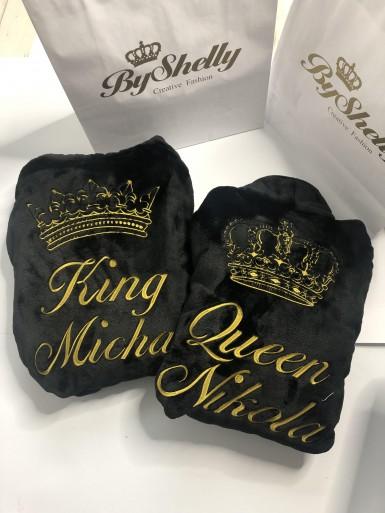 copy of Set of King & Queen...