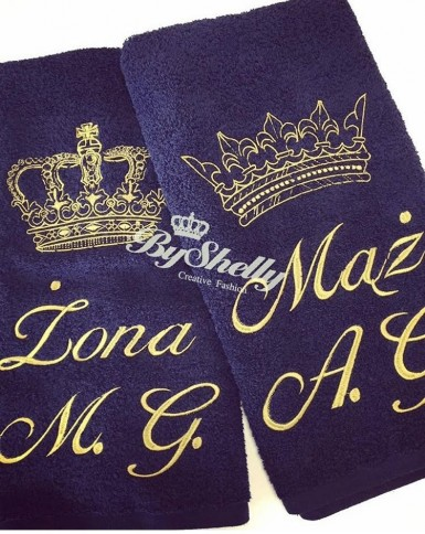 copy of Towel Queen&King