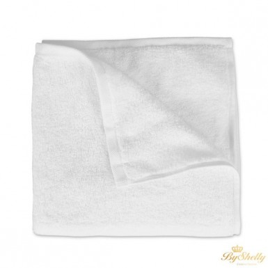 white towel 50x100