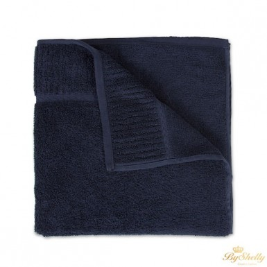 towel black 50x100